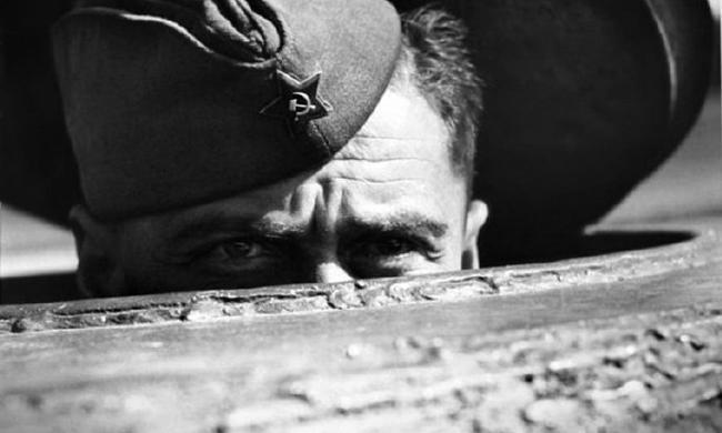 历史老照片:二战欧洲战场的最后几天