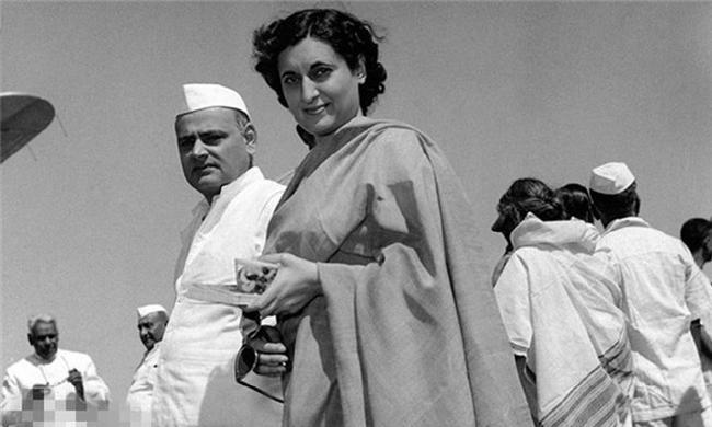 印度唯一女摄影师拍摄:四五十年代的印度