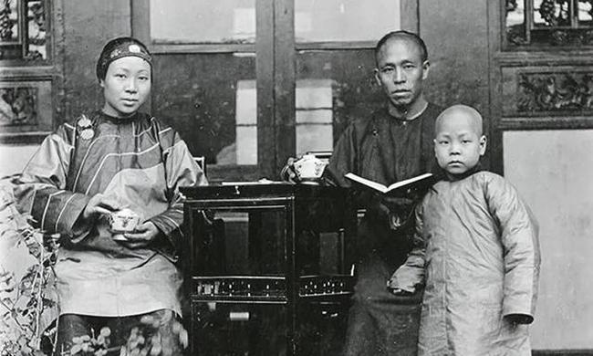 清末老照片:100多年前的湖南