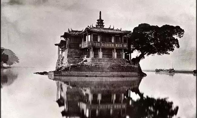 100年前的中國,如此的美