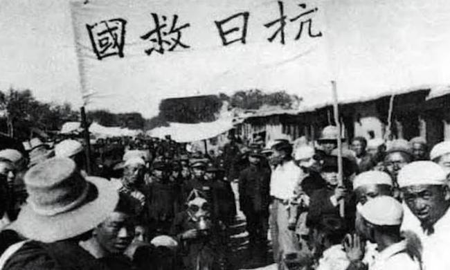 勝利日:四張直擊人心的抗戰照片,中國勝利來之不易
