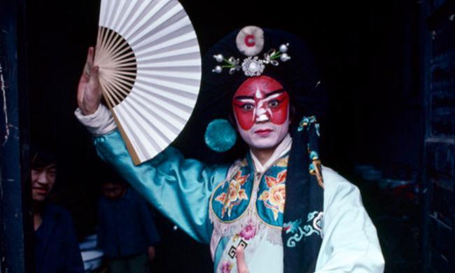 老照片:1980年的四川