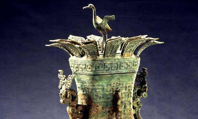 河南代表性文物,东方最美的青铜器