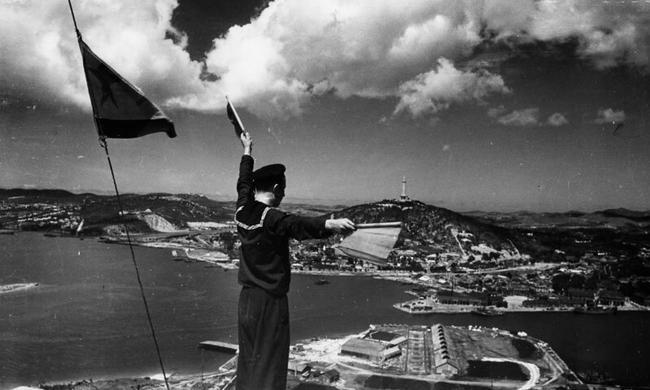 老照片:二战苏德之克里米亚战役