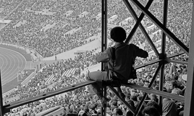 老照片:1980年的莫斯科奥运会