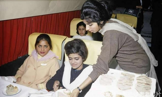 老照片:1968年的巴基斯坦