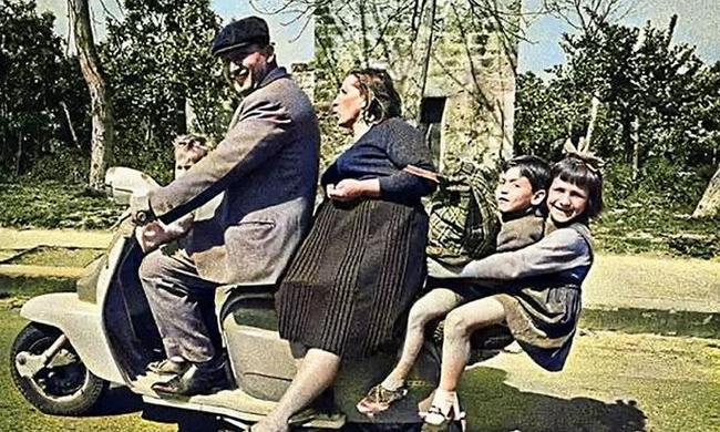 老照片:六七十年代的意大利