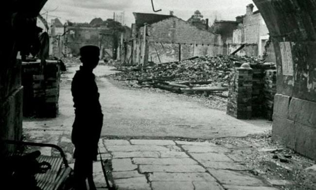 老照片:20世纪40年代的桂林