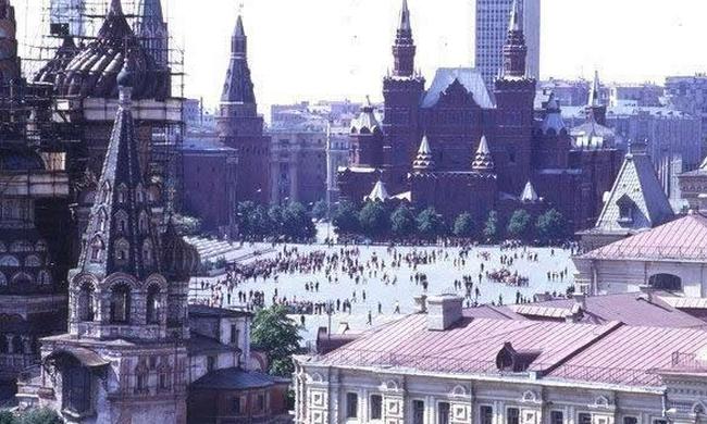 20世纪60年代的苏联老照片