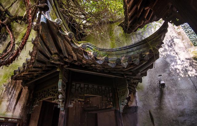 历经12年打造的这座豪宅,被称江南大宅门