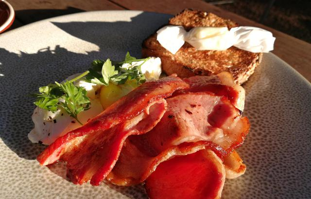 """千金難買,南非酒莊里的一頓""""神仙早餐"""""""