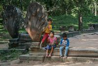 柬埔寨谜之境地