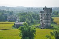 岭南中西合璧的独特民居