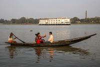 河轮,另类印度旅行体验