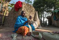 摄影师眼里的印度乡村
