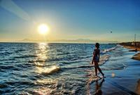 迷人的土耳其绿松石海岸