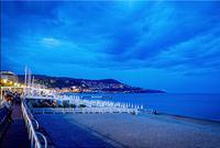 法国度假圣地尼斯之夜