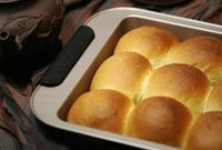 一口一个,又香又软小餐包