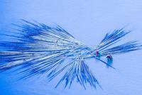 霞浦蓝色调的渔场