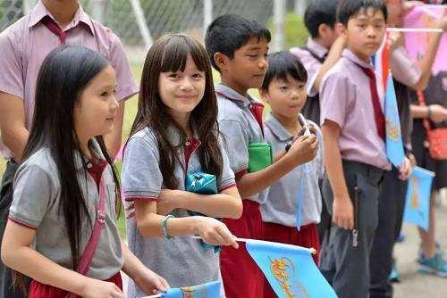泰国国际学校学生 图片来源于网络