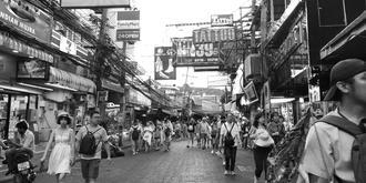 泰国老街印象