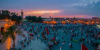 马拉喀什不眠广场