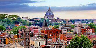 罗马到底有多美