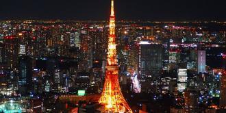 欣赏东京夜景的最佳场所