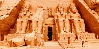 古埃及最宏伟的神庙