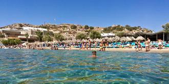 蜚声世界的天堂海滩