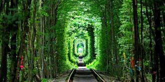 独一无二的爱情隧道