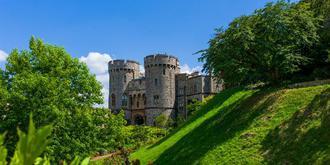 世界上最大的可居住城堡