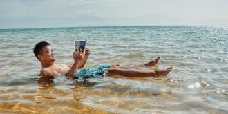 死海真的能漂浮起来吗