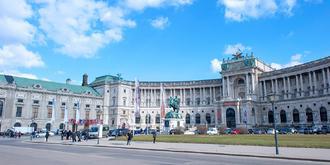 维也纳宏大的城中之城