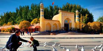 喀什必打卡的景点