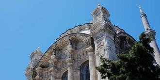 伊斯坦布尔绝美清真寺