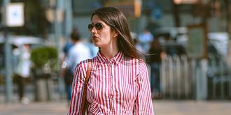 街拍:追寻时尚的美女们