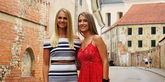 立陶宛美女很惊艳