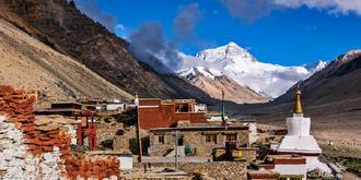 世界上海拔最高的寺庙