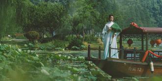 徐霞客第一次出游的地方