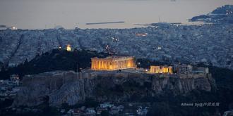 全雅典最浪漫的地方