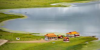 卡萨湖最美的角度