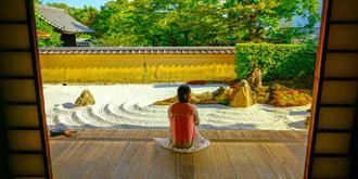 日本庭園的至高美學