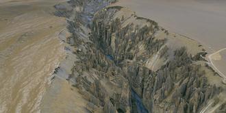 喜马拉雅山下的惊世地裂