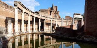 跟着古罗马皇帝去旅行
