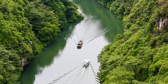 廣東的三峽你來玩過嗎