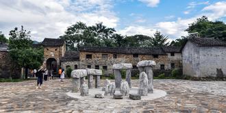 粵湘交界處有個八卦村