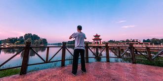 蒲松齡的淄川老家