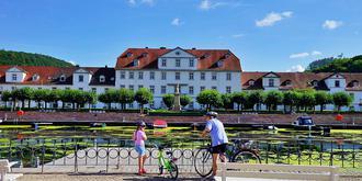 童話般的德國小鎮