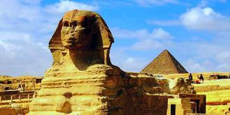 打卡埃及网红NO.1